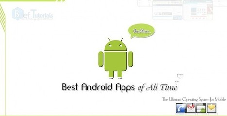 Best Android Apps Of All Time Free Download : 2014 List | Android | Scoop.it