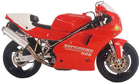 The Evolution Of The Ducati Superbikes Over Time |  Bikes in the Fast Lane | Ductalk | Scoop.it