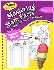 Mastering Math Facts: Multiplication and Division | Multiplication Teaching Resources | Scoop.it