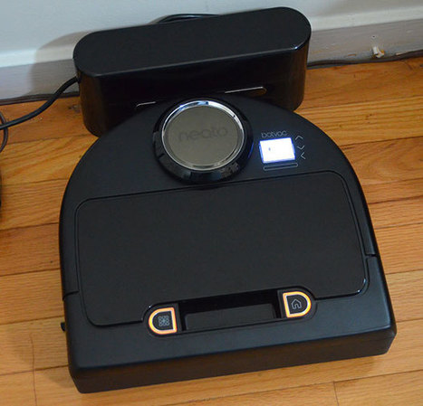 Review: Neato BotVac Connected | Robotics | Scoop.it