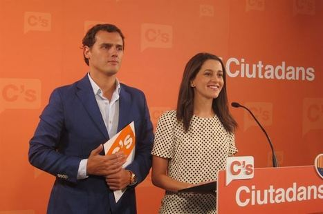 C's se vuelca esta semana haciendo campaña en Andalucía | JAEN DE CENTRO | Scoop.it