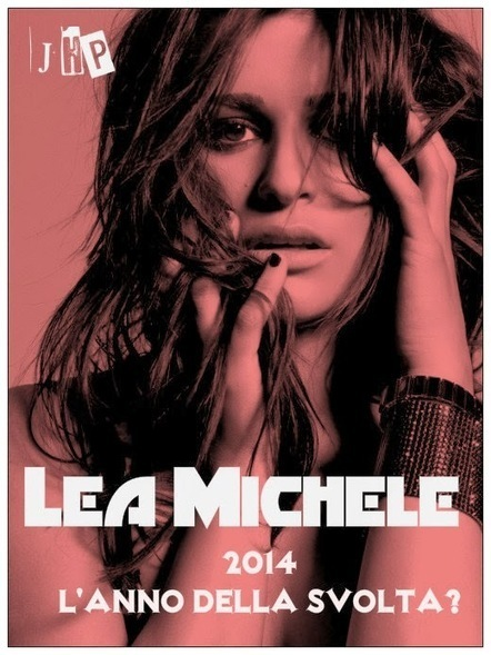 2014: L'anno di Lea Michele? - JHP by Jimi Paradise ™ | FASHION & LIFESTYLE! | Scoop.it