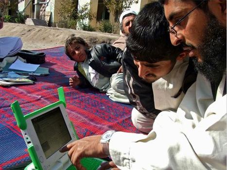 L'incroyable Internet bricolé d'Afghanistan | Fhimt.com | Bien communiquer | Scoop.it