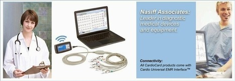 Now It's Easy to Detect Heart Problems with Holter ECG | Nasiff | Scoop.it