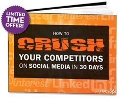 Download our Free Ebook: How to Crush Your Competitors on Social Media | yqachach@amecsel.org | Scoop.it