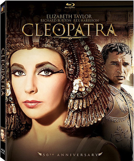 Cleopatra Coming to Blu-ray on May 21   Égypt-actus   Scoop.it