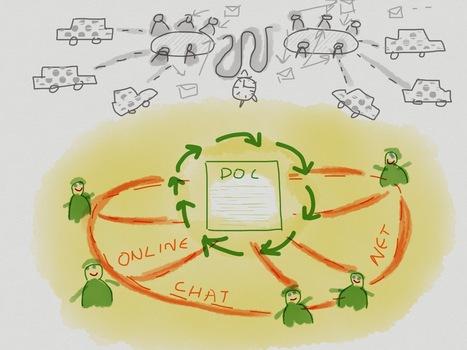 Opeblogi: Joko opettajien kesken kokousaika on luovaa yhteisaikaa? | Tablet opetuksessa | Scoop.it