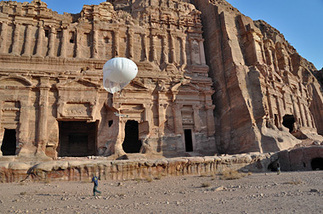 The 2012 Petra Cyber-Archaeology Cultural Conservation Expedition: Temple of the Winged Lions | Archaeology Articles and Books | Scoop.it
