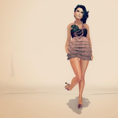 French Addik {xious} Secondlife Fashion Blog : # 338   fashion girl   Scoop.it