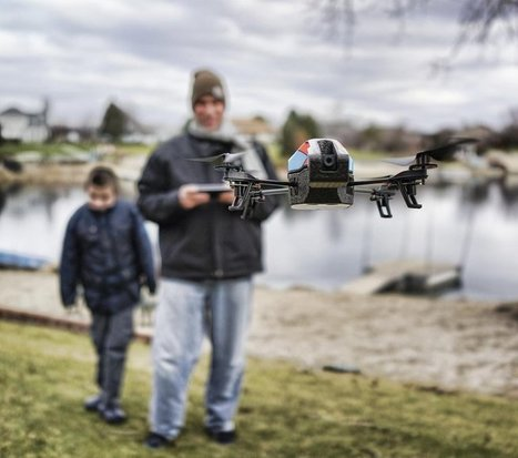 New Hampshire House Approves Drone Regulation Bill   Artificial Intelligence and Robotics   Scoop.it