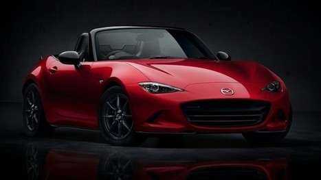 2015 Mazda Miata MX-5 Coming With New Bioplastic Materials - autoevolution | 2015 China International Biobased Technology&Partnering Conference | Scoop.it