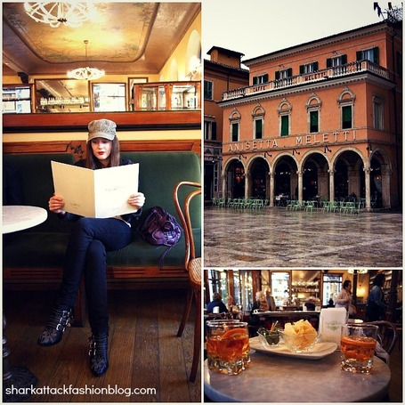 A fashion blogger in Ascoli Piceno: Day 4 + 5 | Le Marche another Italy | Scoop.it