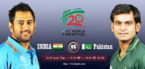 [Pak vs Ind Live] Pakistan vs India Prediction - Streaming - Commentary - T20 World Cup   Cricket Updates 365   Scoop.it