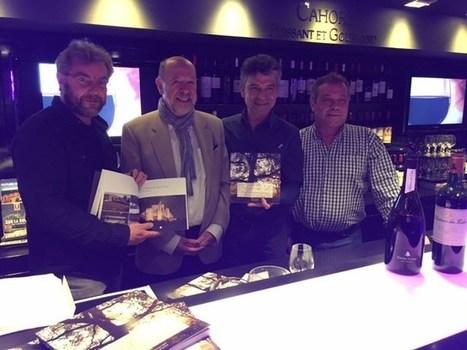 «D'une génération à l'autre» : Plus qu'un livre sur le Château du Cèdre | Actualités du tourisme lotois | Scoop.it