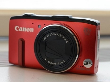 Canon PowerShot SX280 HS Preview - Digital Camera Reviews - Digital Camera Review | The only way is Canon Camera's | Scoop.it