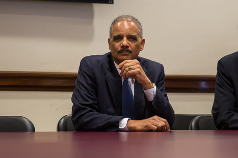"Eric Holder: creator of the ""Too Big to Jail"" bankster 