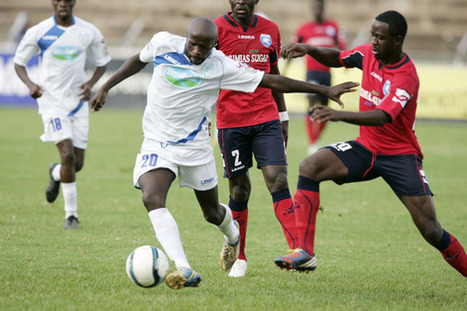 1x2 Free Betting Tips !: KPL awards Thika points for abandoned Leopards clash | SharedPlus | Scoop.it