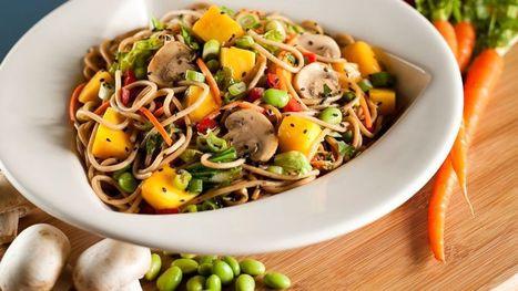 Airport Food Sees Tasty, Healthy Upgrades - ABC News | food | Scoop.it