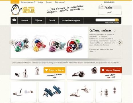 Témoignage d'Emmanuel de la boutique Autre Paire de Manche | WebZine E-Commerce &  E-Marketing - Alexandre Kuhn | Scoop.it
