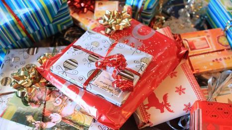 VIDEO. Papiers cadeaux, bouchons de champagne, coquilles d'huître... Après Noël, tout se recycle | Organics Cluster | Scoop.it