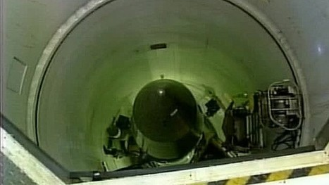 Missile doors left open while Air Force nuclear officer slept | international security in a globalised world | Scoop.it