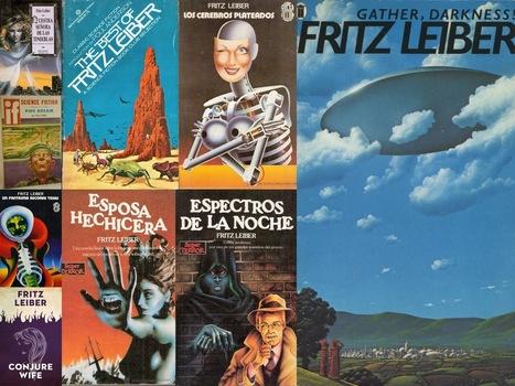 Marcianos Como No Cinema: Fritz Leiber - Galeria de Capas e Imagens | Ficção científica literária | Scoop.it