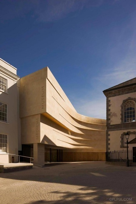[Waterford, Ireland] Medieval Museum / Waterford City Council Architects | The Architecture of the City | Scoop.it