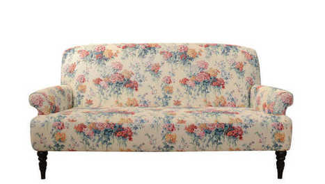 FOTO inšpirácia: Rozkvitnuté sedačky! Potlač, ktorá rozjasní váš interiér!   domov.kormidlo.sk   Scoop.it