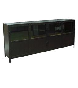 ARMARIO INDUSTRIAL VIELHA 200 Muebles estilo industrial hierro madera vintage  | | Muebles de estilo industrial de hierro | Scoop.it