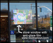 Anti Glare films for digital signage | Rear Projection Film | Scoop.it