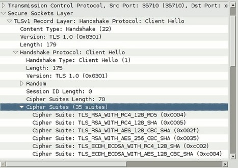 Why Android SSL was downgraded from AES256-SHA to RC4-MD5 in late 2010   It   Scoop.it
