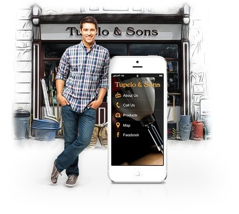 Make Your Business Mobile with an App – Conduit Mobile | Social Media | Apps, Tools and more... | Scoop.it