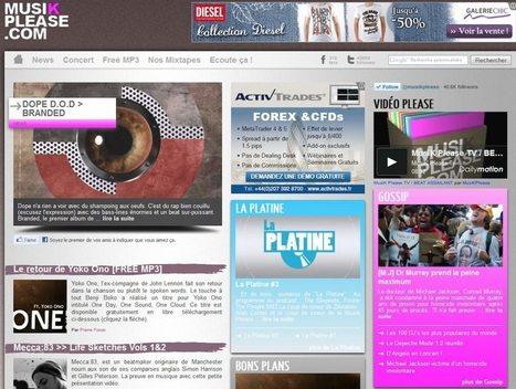 10 ans de MusiK Please! .. Un peu d'histoire – MusiK Please | Playlist | Scoop.it