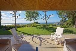 Chalet Santa Ponsa: Magnifica villa con impresionantes vistas al mar en Santa Ponsa. Cerca del mar. | Viviendas de lujo | Scoop.it