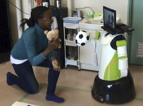 Do Telepresence Robots Need Arms? | Mobile & Digital World | Scoop.it