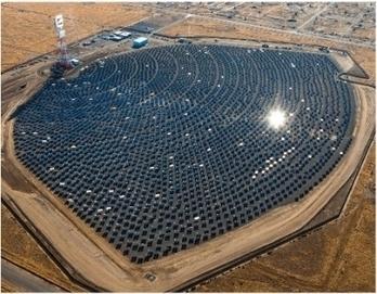 Acuerdo para desarrollar la mayor central termosolar del mundo - Energías Renovables | energias renovables: las energias de Europa | Scoop.it
