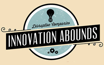 7 Disruptive Innovations That Turned Their Markets Upside Down [INFOGRAPHIC] | An Eye on New Media | Scoop.it