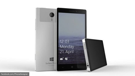 Microsoft Surface Phone Featuring A 8GB RAM And Snapdragon 830 Chipset - The Tech Evangelist! | Tech And Gadgets | Scoop.it