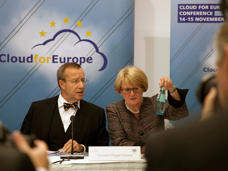 A cloud safe from the NSA's prying eyes: Europe begins work on its EU-wide system   Europe   Scoop.it