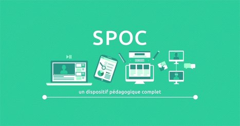 """Le SPOC, formation professionnelle collaborative - ConsoCollaborative 
