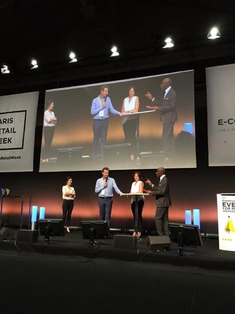 #ECP16 : Paris Retail Awards 2016, l'innovation et la créativité récompensées   Innovation et créativité   Scoop.it