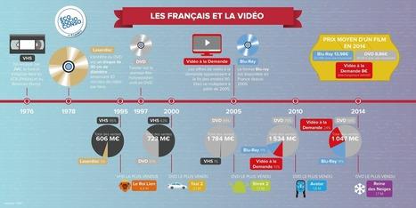 Les Français et la vidéo - Eco / Socio / Conso | Ressources pour la Technologie au College | Scoop.it