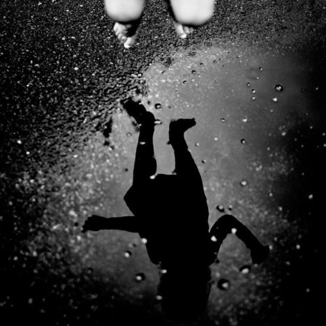 Captivating Black And White Photography From French Photographer Benoit Courti | Art, photography and painting | Scoop.it