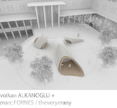 suckerPUNCH » Innovation Pavilion | Parametric Architecture and Design | Scoop.it