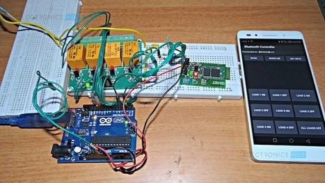 How To Make Arduino Based Home Automation Project? | Open Source Hardware News | Scoop.it