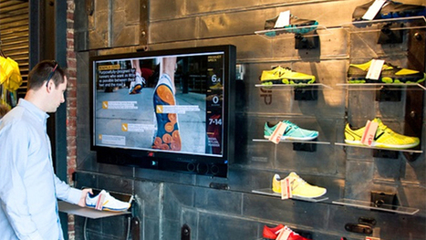 Taking a look at 'outside-the-box' digital signage | Digital Signage by Worldlink | Scoop.it