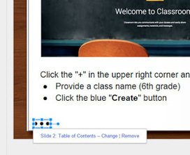 Create an Interactive Book with Slides | Resources and ideas for the 21st Century Classroom | Scoop.it