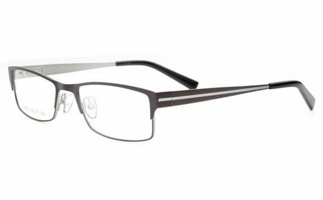 Black SJ062 Full Rim Oval,Rectangle Glasse | anninobi | Scoop.it