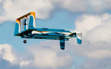 Amazon to step up UK tests of delivery drones | Cambridge Marketing Review | Scoop.it