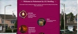A Look Into Pottermore « A Separate State of Mind | Pottermore | Scoop.it